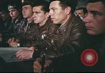 Image of B-17 Flying Fortress crew members United Kingdom, 1943, second 44 stock footage video 65675061377