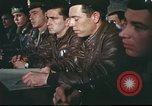 Image of B-17 Flying Fortress crew members United Kingdom, 1943, second 48 stock footage video 65675061377