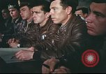 Image of B-17 Flying Fortress crew members United Kingdom, 1943, second 50 stock footage video 65675061377