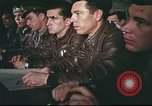 Image of B-17 Flying Fortress crew members United Kingdom, 1943, second 51 stock footage video 65675061377