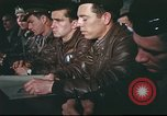 Image of B-17 Flying Fortress crew members United Kingdom, 1943, second 52 stock footage video 65675061377