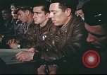 Image of B-17 Flying Fortress crew members United Kingdom, 1943, second 53 stock footage video 65675061377