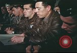 Image of B-17 Flying Fortress crew members United Kingdom, 1943, second 54 stock footage video 65675061377