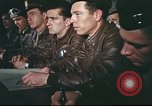Image of B-17 Flying Fortress crew members United Kingdom, 1943, second 55 stock footage video 65675061377