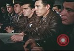 Image of B-17 Flying Fortress crew members United Kingdom, 1943, second 57 stock footage video 65675061377