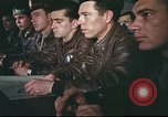 Image of B-17 Flying Fortress crew members United Kingdom, 1943, second 58 stock footage video 65675061377