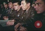 Image of B-17 Flying Fortress crew members United Kingdom, 1943, second 59 stock footage video 65675061377