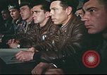 Image of B-17 Flying Fortress crew members United Kingdom, 1943, second 61 stock footage video 65675061377