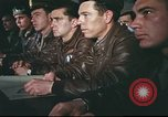 Image of B-17 Flying Fortress crew members United Kingdom, 1943, second 62 stock footage video 65675061377