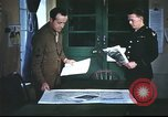 Image of B-17aircrew debriefing after mission United Kingdom, 1943, second 3 stock footage video 65675061378