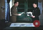 Image of B-17aircrew debriefing after mission United Kingdom, 1943, second 4 stock footage video 65675061378
