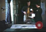 Image of B-17aircrew debriefing after mission United Kingdom, 1943, second 9 stock footage video 65675061378