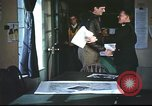 Image of B-17aircrew debriefing after mission United Kingdom, 1943, second 10 stock footage video 65675061378