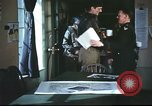 Image of B-17aircrew debriefing after mission United Kingdom, 1943, second 13 stock footage video 65675061378