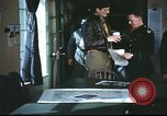 Image of B-17aircrew debriefing after mission United Kingdom, 1943, second 14 stock footage video 65675061378