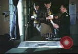 Image of B-17aircrew debriefing after mission United Kingdom, 1943, second 15 stock footage video 65675061378