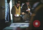 Image of B-17aircrew debriefing after mission United Kingdom, 1943, second 17 stock footage video 65675061378