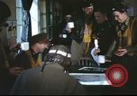 Image of B-17aircrew debriefing after mission United Kingdom, 1943, second 22 stock footage video 65675061378