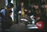 Image of B-17aircrew debriefing after mission United Kingdom, 1943, second 23 stock footage video 65675061378