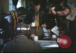Image of B-17aircrew debriefing after mission United Kingdom, 1943, second 25 stock footage video 65675061378