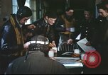 Image of B-17aircrew debriefing after mission United Kingdom, 1943, second 26 stock footage video 65675061378