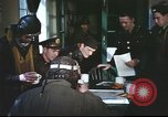 Image of B-17aircrew debriefing after mission United Kingdom, 1943, second 27 stock footage video 65675061378