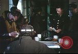 Image of B-17aircrew debriefing after mission United Kingdom, 1943, second 28 stock footage video 65675061378