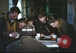 Image of B-17aircrew debriefing after mission United Kingdom, 1943, second 29 stock footage video 65675061378