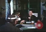 Image of B-17aircrew debriefing after mission United Kingdom, 1943, second 32 stock footage video 65675061378
