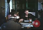 Image of B-17aircrew debriefing after mission United Kingdom, 1943, second 34 stock footage video 65675061378