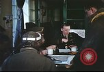 Image of B-17aircrew debriefing after mission United Kingdom, 1943, second 35 stock footage video 65675061378