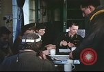 Image of B-17aircrew debriefing after mission United Kingdom, 1943, second 36 stock footage video 65675061378