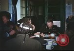 Image of B-17aircrew debriefing after mission United Kingdom, 1943, second 43 stock footage video 65675061378