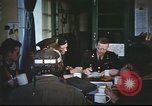 Image of B-17aircrew debriefing after mission United Kingdom, 1943, second 45 stock footage video 65675061378