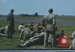 Image of B-17 Flying Fortress bombers United Kingdom, 1943, second 4 stock footage video 65675061379