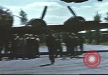 Image of B-17 Flying Fortress bomber crew United Kingdom, 1943, second 7 stock footage video 65675061380