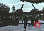 Image of B-17 Flying Fortress bomber crew United Kingdom, 1943, second 9 stock footage video 65675061380