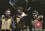 Image of B-17 Flying Fortress bomber crew United Kingdom, 1943, second 13 stock footage video 65675061380