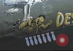Image of B-17 Flying Fortress bomber crew United Kingdom, 1943, second 41 stock footage video 65675061380