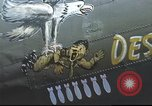 Image of B-17 Flying Fortress bomber crew United Kingdom, 1943, second 42 stock footage video 65675061380