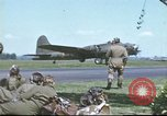 Image of B-17 Flying Fortress bomber crew United Kingdom, 1943, second 51 stock footage video 65675061380