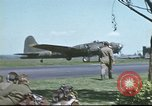 Image of B-17 Flying Fortress bomber crew United Kingdom, 1943, second 53 stock footage video 65675061380