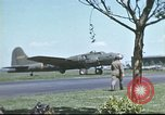 Image of B-17 Flying Fortress bomber crew United Kingdom, 1943, second 55 stock footage video 65675061380