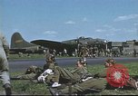Image of B-17 Flying Fortress bomber crew United Kingdom, 1943, second 58 stock footage video 65675061380