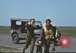 Image of B-17 Crews returning from missions United Kingdom, 1943, second 24 stock footage video 65675061381