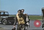 Image of B-17 Crews returning from missions United Kingdom, 1943, second 25 stock footage video 65675061381