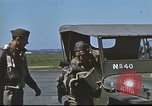 Image of B-17 Crews returning from missions United Kingdom, 1943, second 32 stock footage video 65675061381