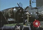 Image of B-17 Crews returning from missions United Kingdom, 1943, second 59 stock footage video 65675061381