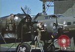 Image of B-17 Crews returning from missions United Kingdom, 1943, second 60 stock footage video 65675061381