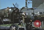 Image of B-17 Crews returning from missions United Kingdom, 1943, second 61 stock footage video 65675061381